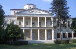 Villa Caccia diventa set cinematografico