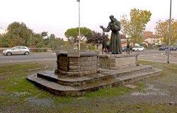 """""""Perdita d'acqua alla fontana di Billiemme, uno spreco"""""""