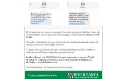 """Biver Banca: """"Attenti agli sms truffa"""""""