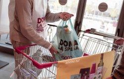 """""""Dona la Spesa"""": in un giorno raccolti oltre 100 mila prodotti"""