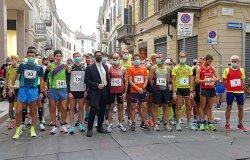 Grande partecipazione per la mezza maratona e la 5000 dei viali