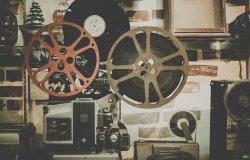 Musei dell'audiovisivo e cinema in mostra