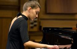 Concerto di Giulia Ventura, giovane pianista novarese