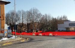 Santhià: per il cantiere proseguono le deviazioni per gli autobus