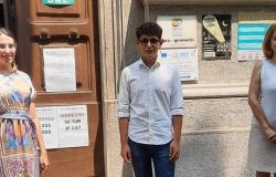 Samuele Vacca vince il concorso della Regione Piemonte sull'usura