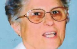 Lutto per Giuseppina Stacchino in Negro