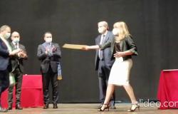 Consegna dei diplomi dell'Ordine al merito della Repubblica - Il video