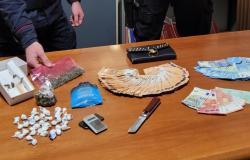 Gattinara:  un arresto e due denunce per detenzione di stupefacenti