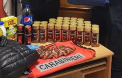 Rubano merce per 200 euro in un supermercato, denunciati