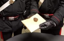 Santhià: studente fermato con 42 grammi di hashish, denunciato