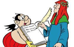 Nel segno di Dante tra illustrazione e fumetto: la mostra