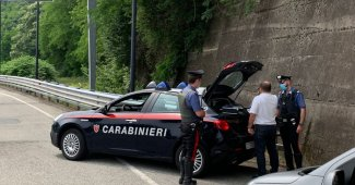Carabinieri Borgosesia
