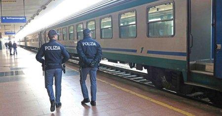 Aggredisce l'ex fidanzata nella stazione di Porta nuova: denunciato