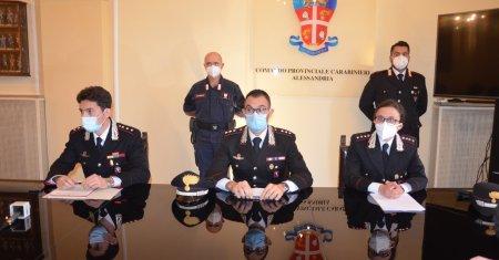 Carabinieri di Alessandria