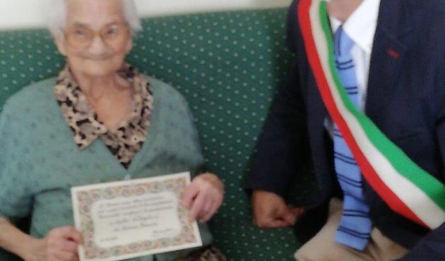 Maria Betolotti, ex mondina Livorno