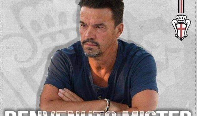 Pro Vercelli, ufficiale: Giuseppe Scienza nuovo allenatore