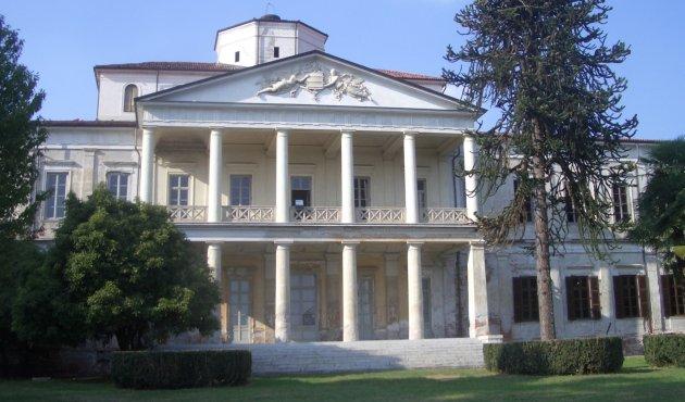 Romagnano Villa Caccia