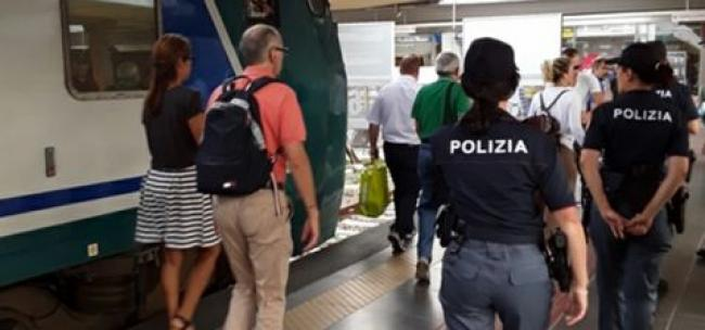 Piemonte, polizia ferroviaria: un arresto e 14 indagati
