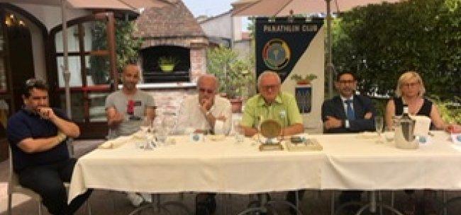 "Engas: ""Sala stampa e trofei del PalaPregnolate intitolate a Paolo Sala"""