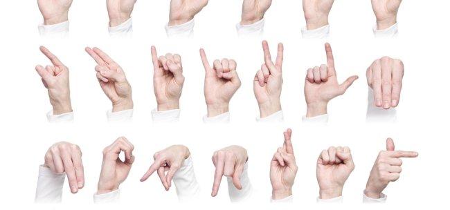 Lingua dei segni Lis
