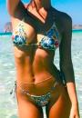 Bikini spiaggia mare