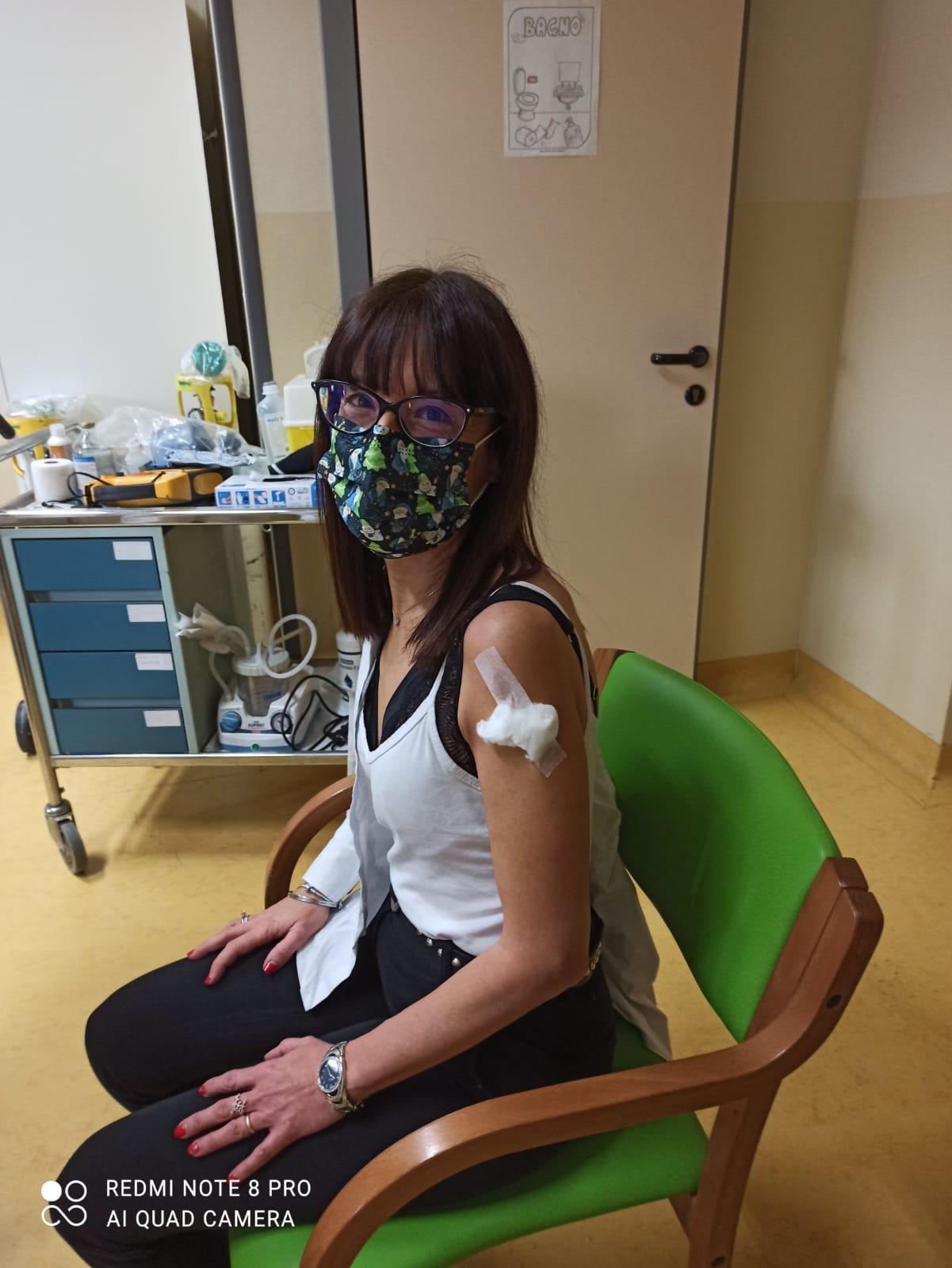 Vaccinazioni casa di riposo Trino