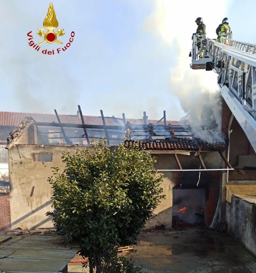 Vigili del fuoco Borgo d'Ale