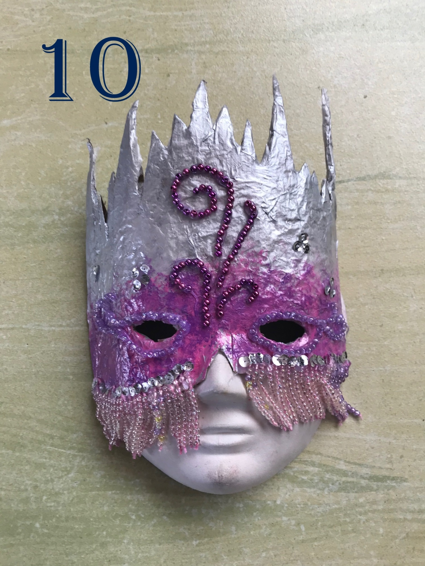 Maschera 10