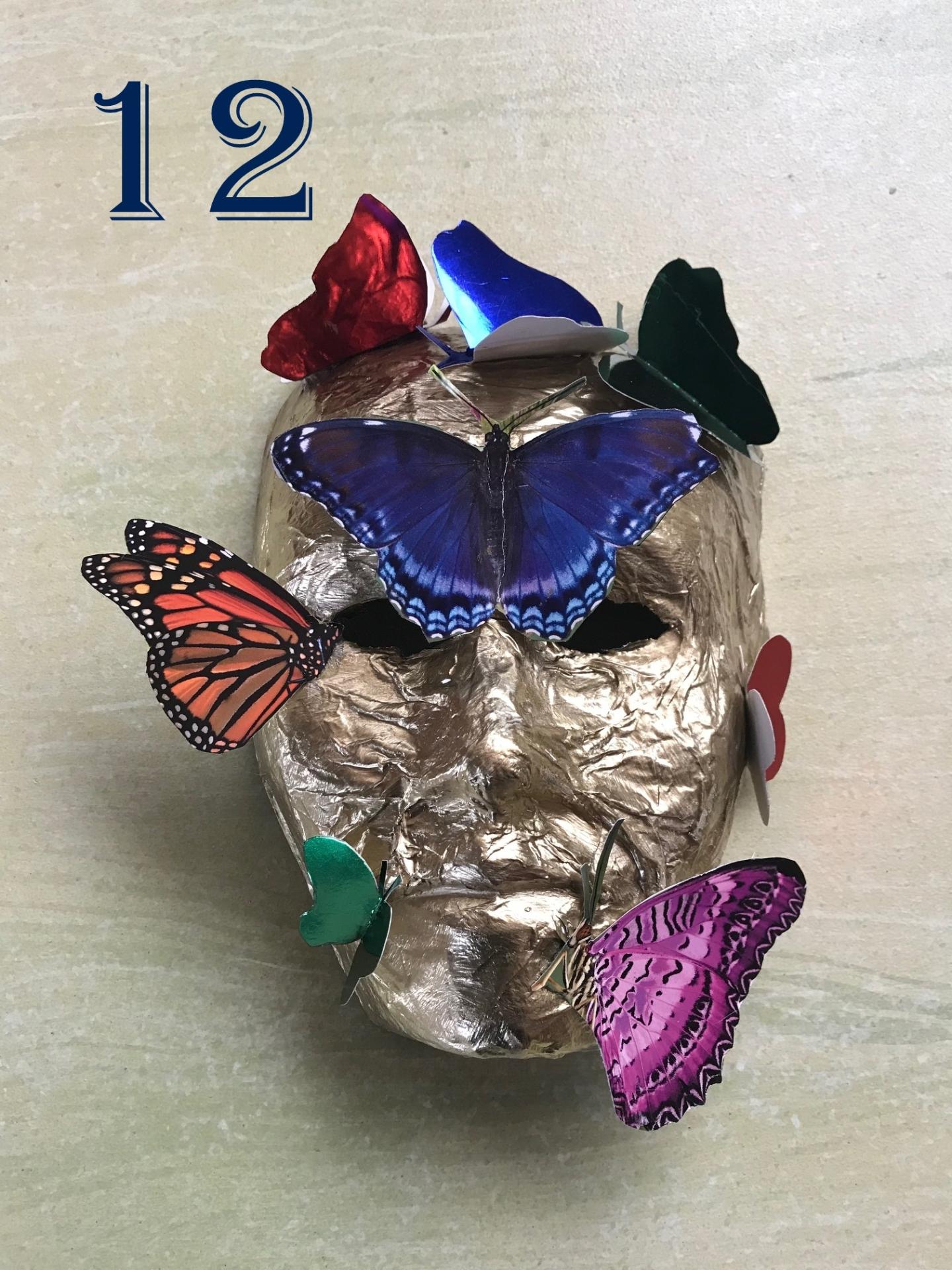 Maschera 12