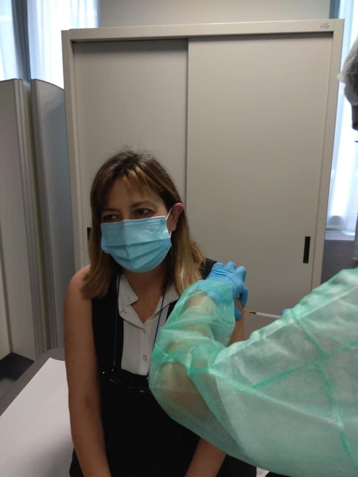 Vaccinazione Pulsano