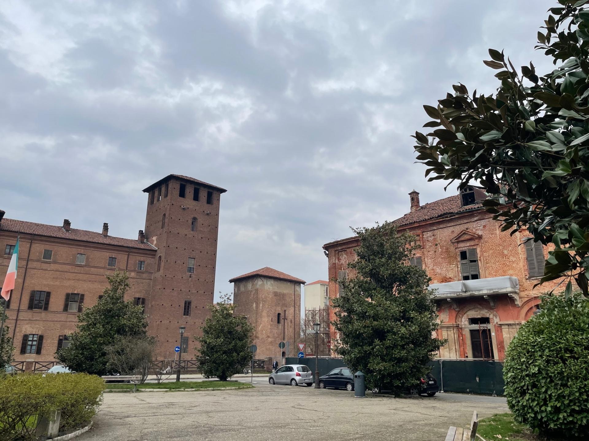 Piazza Amedeo IX