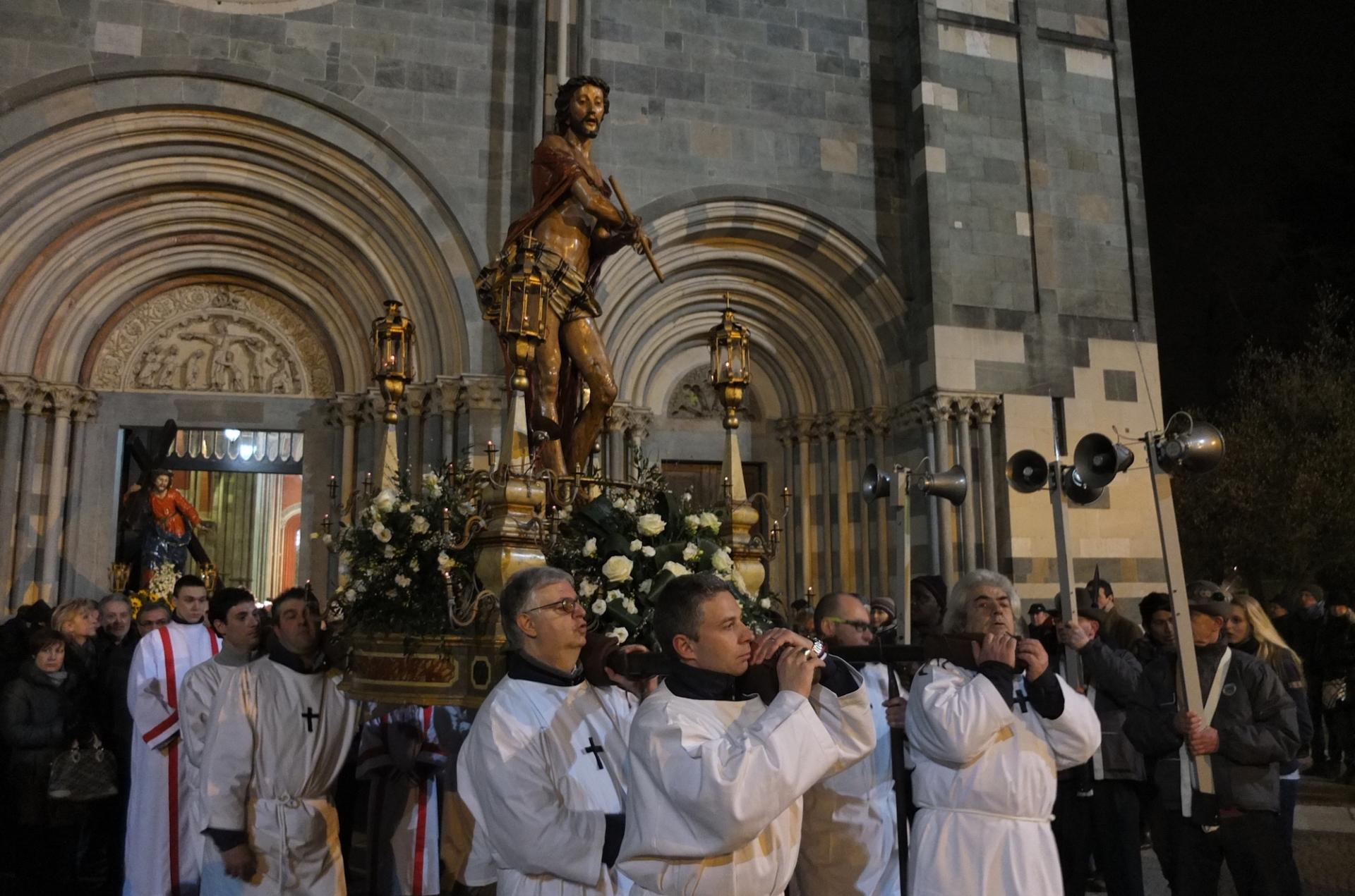 Gesù alla colonna