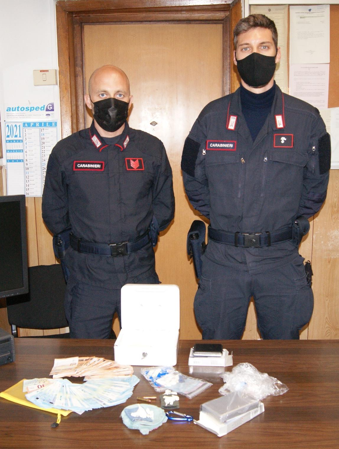 Carabinieri di Novi Ligure