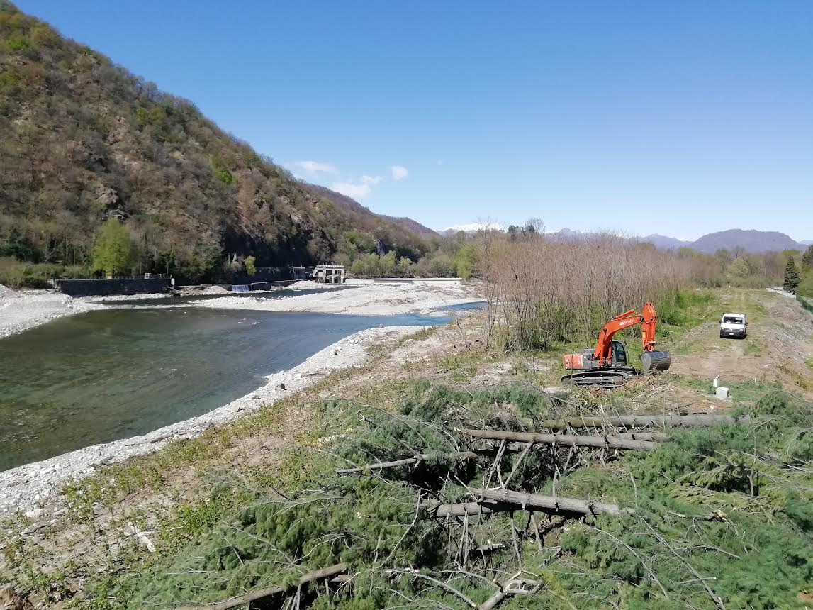 Ponte di Romagnano Sesia