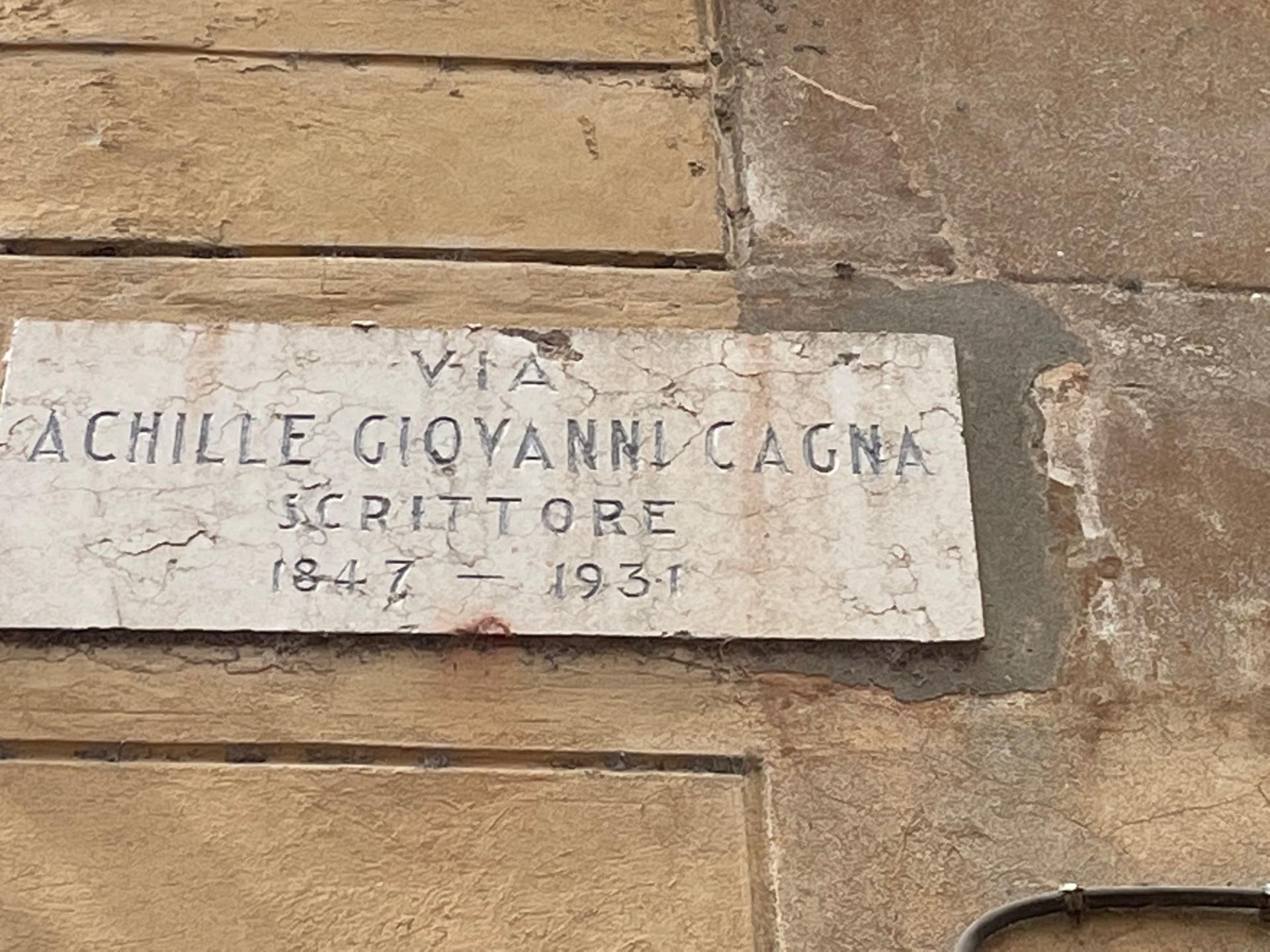 Via Cagna