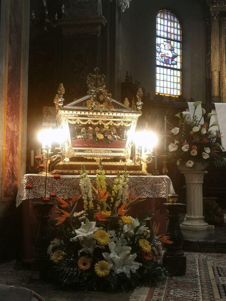 San Pietro levita
