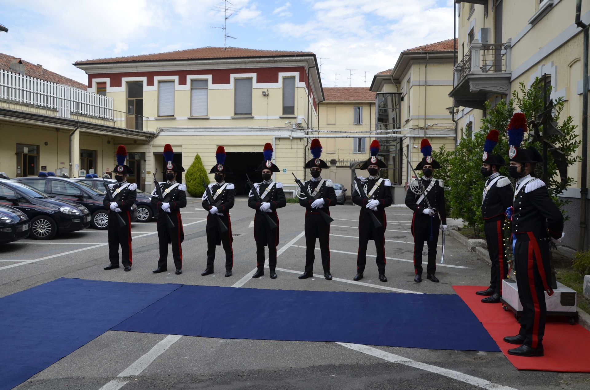 Carabinieri Vercelli