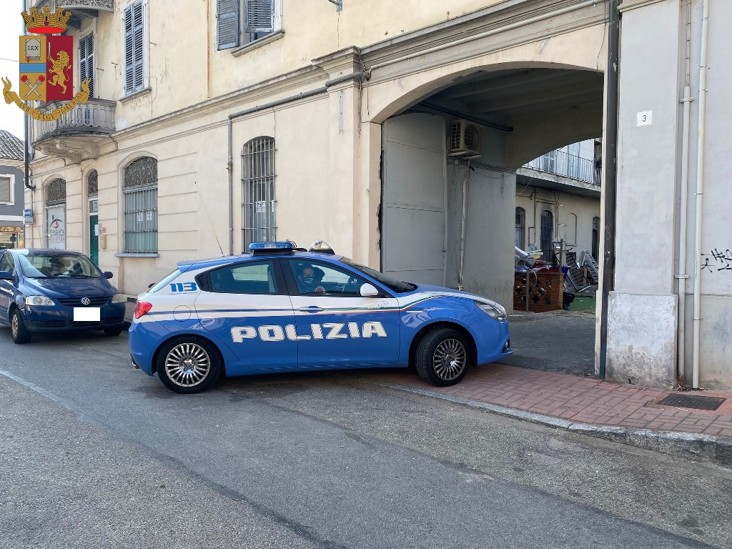 Polizia Vercelli